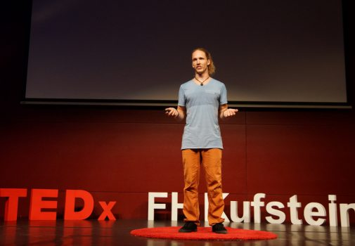 TEDx Talk on Extreme Sports