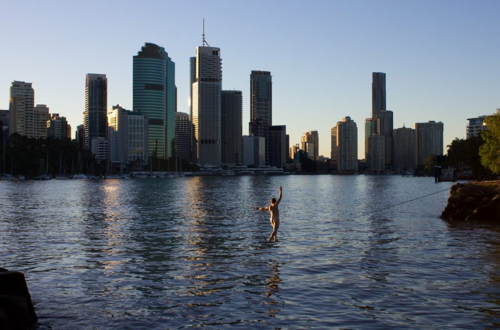 Waterline in Brisbane
